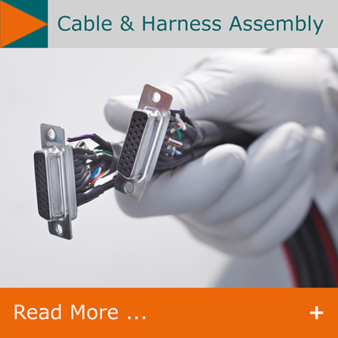 Cable harnes wiring loom assembly manufacturing CEM Electronics