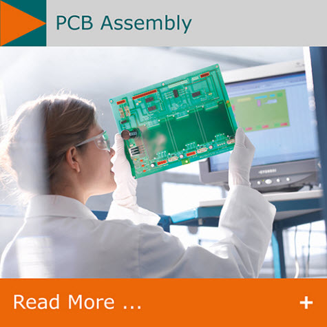 PCB Assembly, Electronics, SMT / THP CEM services Yorkshire