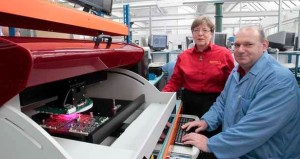 Electroparts Skelmanthorpe, Huddersfield. Contract electronic manufacturer